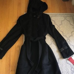 NWT Calvin Klein Trench Coat